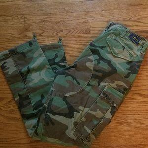 Ralph Lauren Camo pants